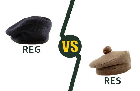 Reg Force vs Reserves