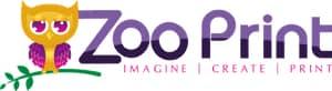 Zoo Print Logo